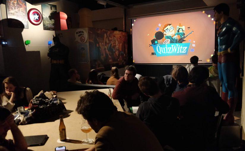 Quizfabriek – Geek edition
