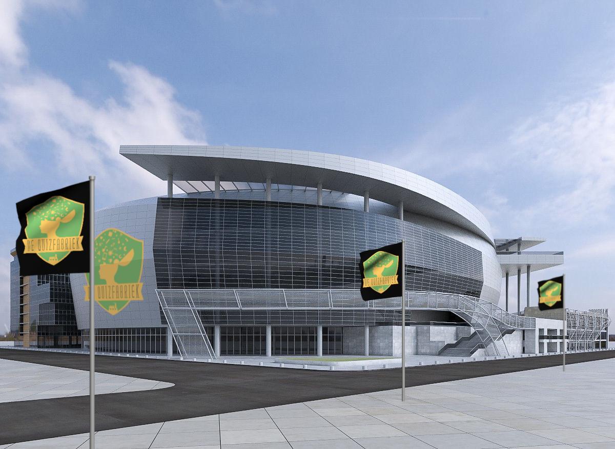 Quizfabriek bouwt quiz-arena